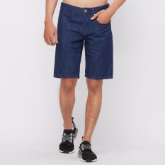Bán Quần Jean Short Nam The Blues Bjmgt 2011 242S Dark Blue Exchange Rẻ