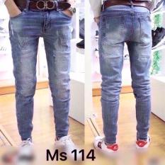 Quần Jeans Nam Phong Cách M114
