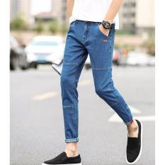 Quần Jeans Nam Phong Cach New01 Zavans Xanh Bo Rẻ