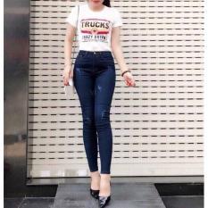 Giá Bán Quần Jeans Nữ Lưng Cao Om Tuyệt Đẹp Đẹp Store 257 Mới Nhất
