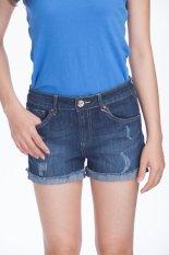 Mã Khuyến Mại Quần Jeans Short Nữ The Blues Wj 0355S Vietnam