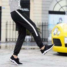 Hình ảnh Quần jogger thun nam thời trang OCCO mẫu 03 (Đen)