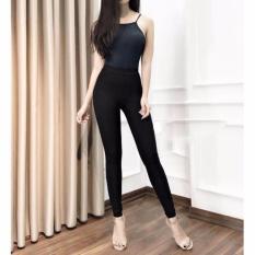 Hình ảnh Quần nữ Legging Warm Mẫu Mới Của Thu Đông 2018