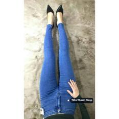 Chiết Khấu Quần Nữ Quần Jeans Skiny Nữ Lưng Cao Ton Dang Mau Xanh Nhạt Oem Trong Hồ Chí Minh