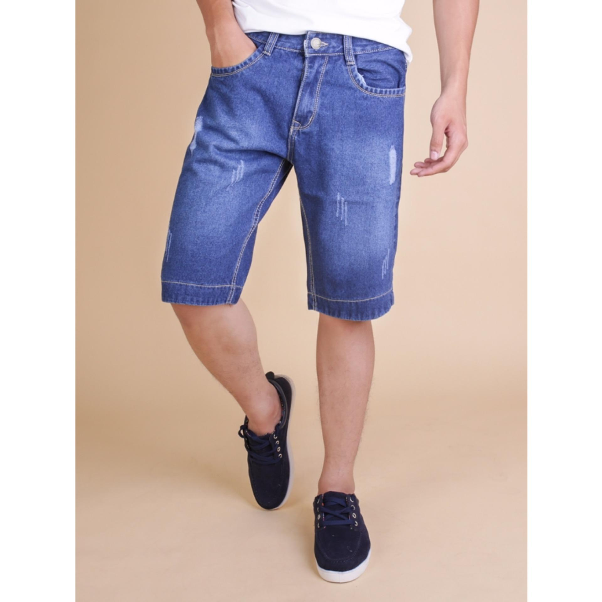 Bộ 2 Quần Short Thun Tops Cao Cấp Lb Fashion