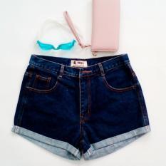 Giá Bán Quần Short Jean Nữ Big Size Trơn Jeanfashion Len Lai Size 30 Rẻ