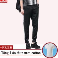 Mua Quần Thể Thao Nam Tặng Ao Thun Cotton Lados 311 Ome Rẻ