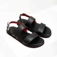 Mua Sandal Nam Da Thật Gosto Milano Sandals Gdm003900Blk Gosto Nguyên