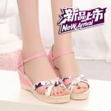 Ôn Tập Sandal Nữ Cao Cấp Size 35 Đến 39 Hồng Phấn