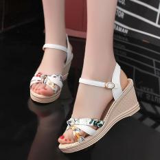 Mã Khuyến Mại Sandal Nữ Cao Cấp Size 35 Đến 39 Trắng Hà Nội