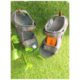 Giá Bán Sandal Vento Xuất Nhật Nv3610 Tro Cam Rẻ