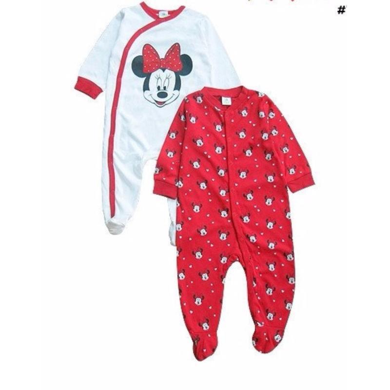 Nơi bán Set 2 sleepsuit Disney 3-24m