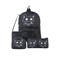 Set Balo 3 Sản Phẩm Hinh Cat Xinhstore Xinh Store Rẻ Trong Bạc Liêu