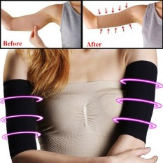 Hình ảnh Sport Arm Shaper Arm sport Slimmer Wrap Thin arm sleeve Slimming Arm wrap Belt - intl
