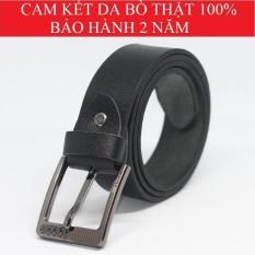 Thắt lưng- Dây nịt Nam Da Bò THẬT 100%, BH 2 năm