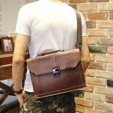 Bán Tidog New Briefcase Business Bag Handbag Worn Thin Shoulder Bag Business Bag Intl Tidog Trực Tuyến