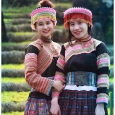 trang phục dân tộc Hmông