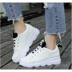 Hình ảnh TT055D - Giày sneaker nữ phong cách Hàn Quốc