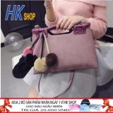 Bán Mua Tui Cong Sở Lady Fashion Hk Shop Tlf06 Hồng Pum