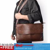 Túi đeo cheo nam công sở đựng Laptop MS3 + Tặng kèm thẻ tích điểm Verygood