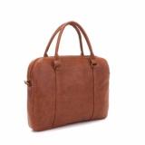 Túi xách da đựng Laptop cao cấp Hanama G3 - (14inch vàng)