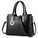 Giá Bán Tui Xach Nữ Co Day Đeo Letin Fashion Handbags T6868 14 220 Đen Nhãn Hiệu Letin Fashion Handbags