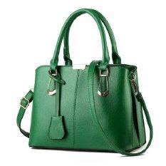 Chiết Khấu Tui Xach Nữ Co Day Đeo Letin Fashion Handbags T6868 15 220 Xanh La Letin Fashion Handbags