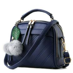 Giá Bán Tui Xach Nữ Da Bo Cap Cấp Letin Tdc25D Sp 2A3 Xanh Đen Letin Fashion Handbags