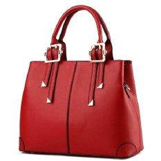 Giá Bán Tui Xach Nữ Dimon Letin Fashion Handbags T6868 11 270 Đỏ Có Thương Hiệu