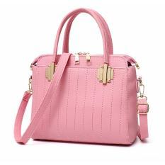 Giá Bán Tui Xach Tay Nữ Da Cao Cấp Letin T68 Hr 2A2 Hồng Nhãn Hiệu Letin Fashion Handbags