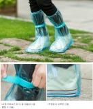 Ủng bọc giày đi mưa chống trơn trượt Nam size Nhỏ