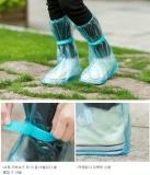 Ủng bọc giày đi mưa cổ cao Nam size Nhỏ KimMartVN