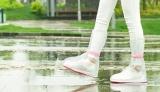 Ủng bọc giày đi mưa cổ cao Nữ KimMartVN