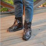 Ủng đi mưa thời trang bảo vệ giày siêu bền đẹp - Mầu Nâu - Size 39-40