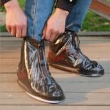 Ủng đi mưa/Bao Bọc giầy đi mưa - Đế làm bằng cao su mềm chắc chắn, ma sát tốt, chống trơn trượt hiệu quả - Size từ 35-46