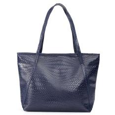 US Women Leather Shoulder Bag Lady Handbag Messenger Purse Tote Satchel Shopper - intl