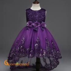Hình ảnh Váy đầm bé gái váy đầm công chúa dự tiệc GLV039