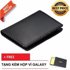 Bán Vi Bop Nam Nhỏ Handmade Da Bo Thật Galaxy Store Gvm Tặng Hộp Vi Rẻ Nhất