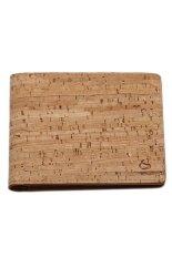 Mua Vi Nam Vỏ Bần L J Men Cork Oak Wallet Lj 01 Nau Rẻ Hồ Chí Minh