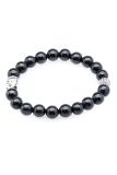 Giá Bán Vong Đa Obsidian Charm Phật Thich Ca Bạc Tỏi S Accessories Vd600 Đen Rẻ Nhất