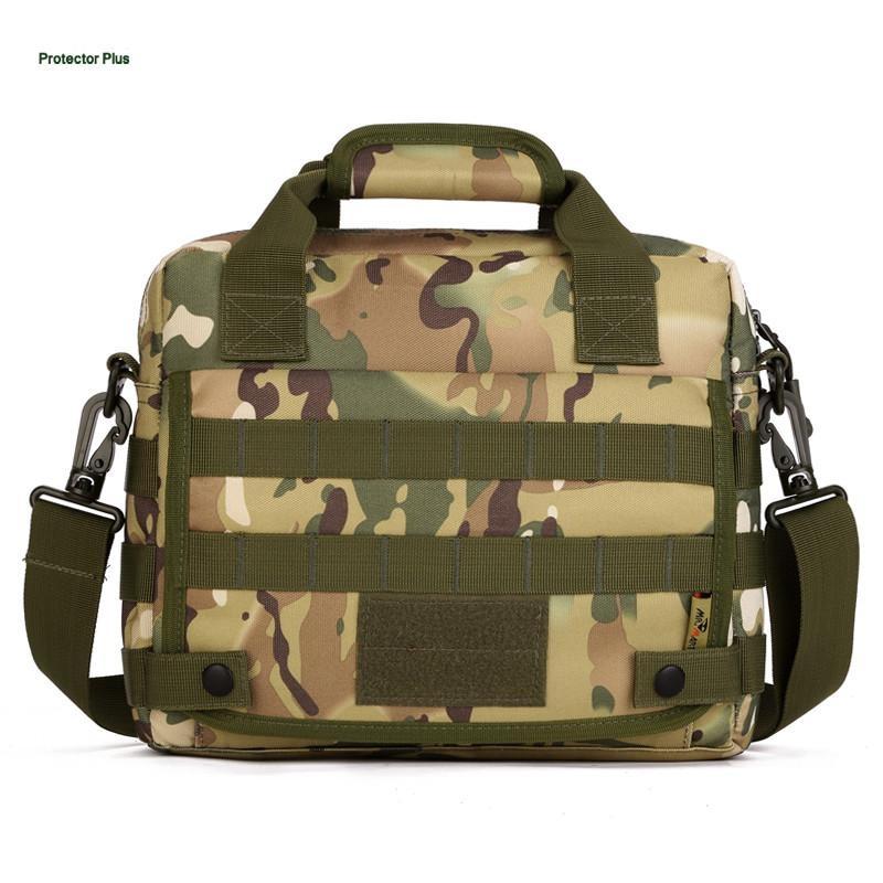 Waterproof Male Bag Tactic 10 Inch Laptop Bag Ipad45 Messenger Bag