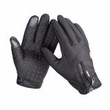 Waterproof Men Women Winter Ski Warm Gloves Motorcycle Touch Driving Gloves HOT - intl