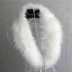 Thời Trang mùa đông Giả cáo cổ lông thú khăn quàng khăn choàng cổ nữ Bọc Lấy Trộm Chiếc Khăn -quốc tế