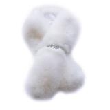 Bán Mua Đong Nữ Khăn Long Thỏ Giả Khăn Ấm Phụ Kiện Trắng Quốc Tế Trực Tuyến Trung Quốc
