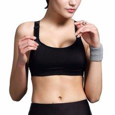 Mã Khuyến Mại Women Fitness Yoga Sports Bra Padded Push Up Breathable Gym Bra Sport Top Intl Rẻ