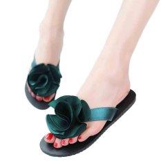 Mua Phụ Nữ Trơn Phẳng Họa Tiết Hoa Giải Tri Giay Sandal Nữ Ngoai Trời Quốc Tế Trong Hong Kong Sar China