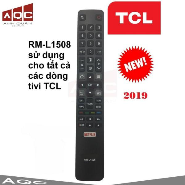 Điều Khiển Remote đa năng Tivi TV TCL Smart tất cả các đời TIVI TCL