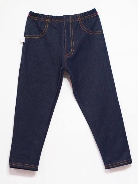 Giá bán Quần legging giả jean cho bé size 1-10