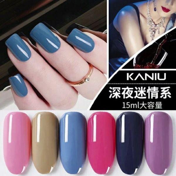 Sơn gel Kaniu new, sản phẩm tốt, chất lượng cao, cam kết như hình, độ bền cao, xin vui lòng inbox shop để được tư vấn thêm về thông tin chi tiết sản phẩm giá rẻ