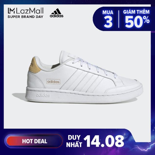 adidas TENNIS Grand Court SE Shoes Nữ Màu trắng FW3301 giá rẻ